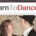 Learn To Dance website redesign 2019