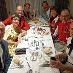 Bournemouth Rock and Roll Theme Jive Dance Weekend Break Dinner