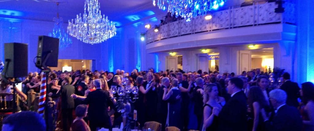 Johann Strauss Ball Vienna Dance Break Weekend Dancing