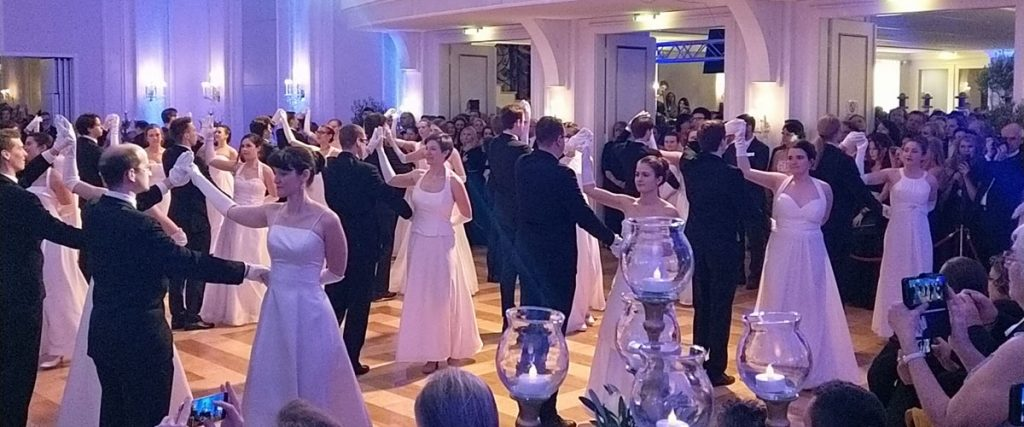 Johann Strauss Ball Vienna Dance Break Weekend Debutante's Ball