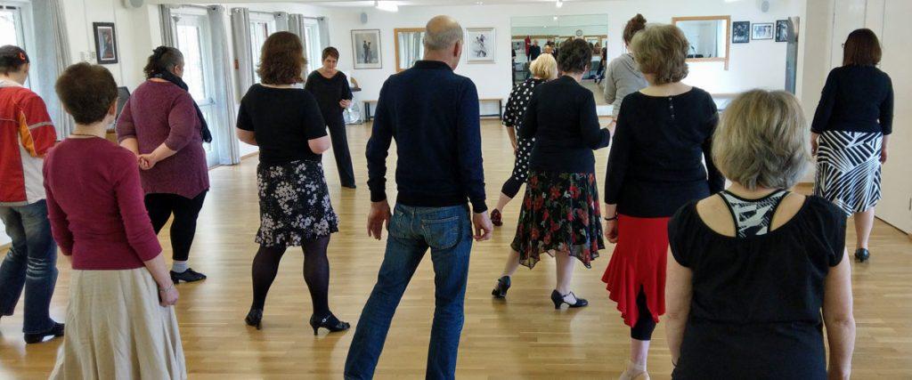 Learn To Dance Group Ballroom Dance Workshops