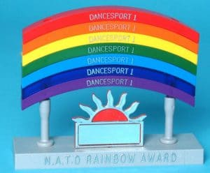 NATD Rainbow Award Kids Ballroom Dance Exam