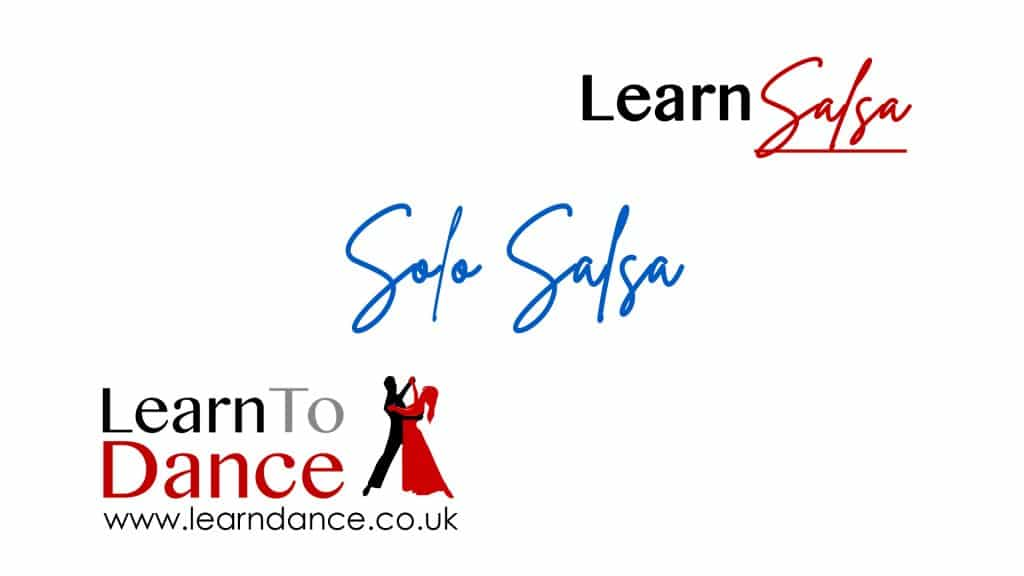 Solo Salsa Dance Routine Learn To Dance Online Dance Lessons