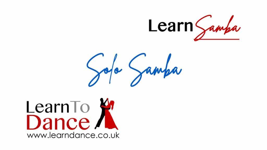 solo samba routine thumbnail