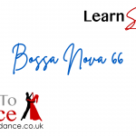 Learn the Bossa Nova 66 sequence dance online video thumbnail