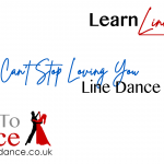 Can't Stop Loving You Line Dance online video thumbnail