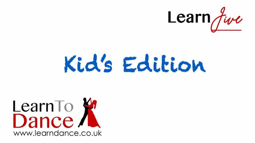 Kids Jive ballroom dance online video thumbnail