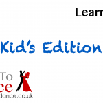 Kid's Salsa Ballroom Dance online video thumbnail