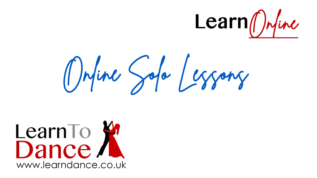 Online Solo Dancing Lessons video thumbnail