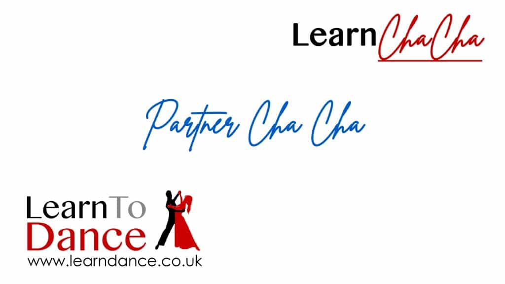Learn partner Cha Cha Cha online dance video