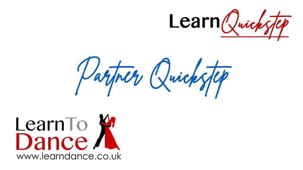 Learn Quickstep online dance video thumbnail