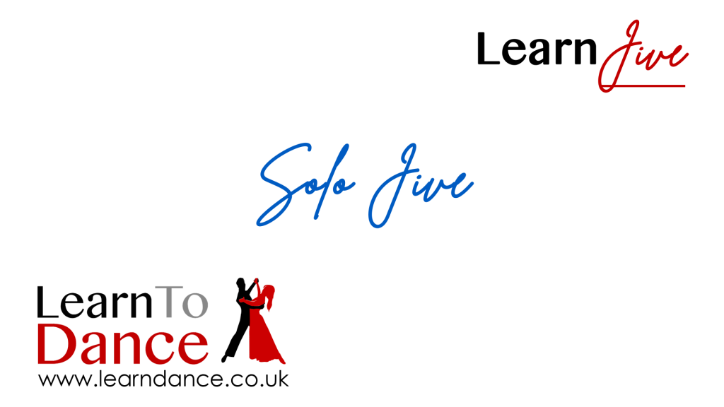 Solo Jive online video lesson thumbnail
