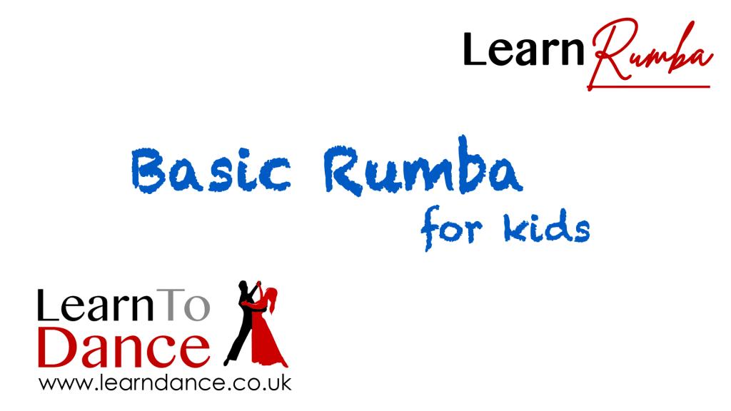 Basic Rumba for Kids online video thumbnail