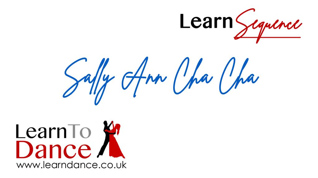 Sally Ann Cha Cha sequence dance online video thumbnail
