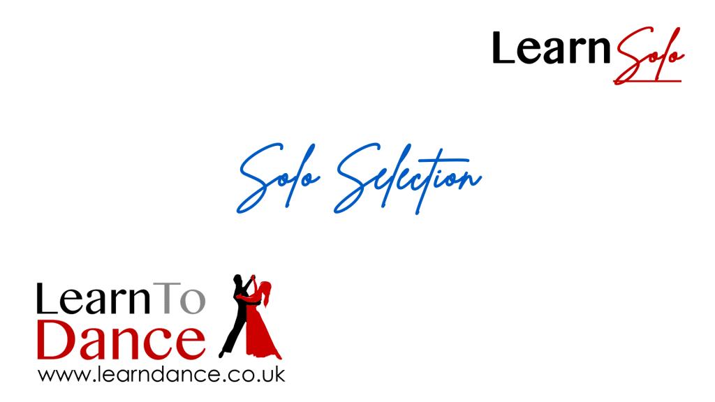 Dance Fitness Class Solo Ballroom online video thumbnail