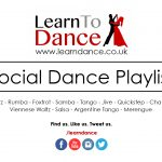 Ballroom & Latin American Social Dance Music Playlist