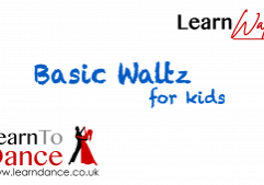 Basic Waltz for Kids online video thumbnail