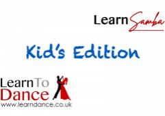 Kids Ballroom Samba Video Thumbnail