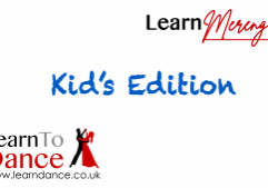 Kid's Merengue Ballroom Dance online video thumbnail