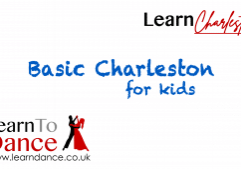 Basic Charleston for Kids online video thumbnail