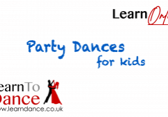 Ballroom Party Dances kids online video thumbnail