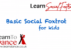 Basic Social Foxtrot for Kids online video thumbnail