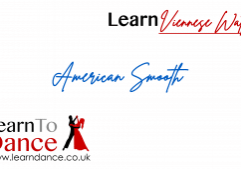 Viennese Waltz American Smooth online dance video thumbnail