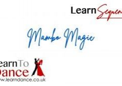 Mambo Magic sequence dance online video thumbnail