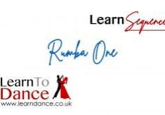 Rumba One sequence dance online video thumbnail