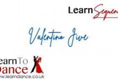 Valentino Jive video lesson thumbnail